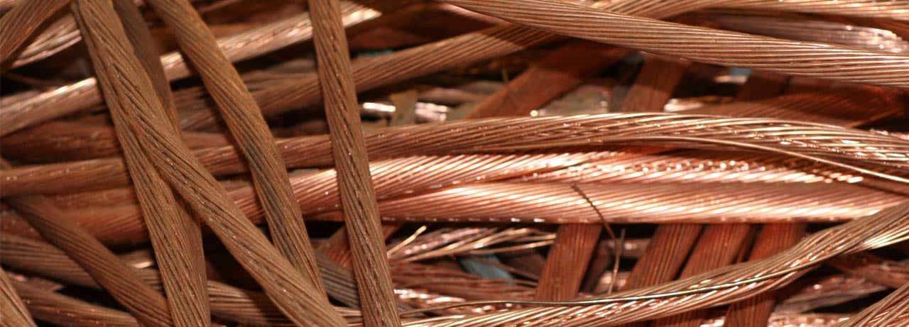 Sell Copper Scrap Metal | Scrap Metal Buyers Near Me | Action Metal Recyclers