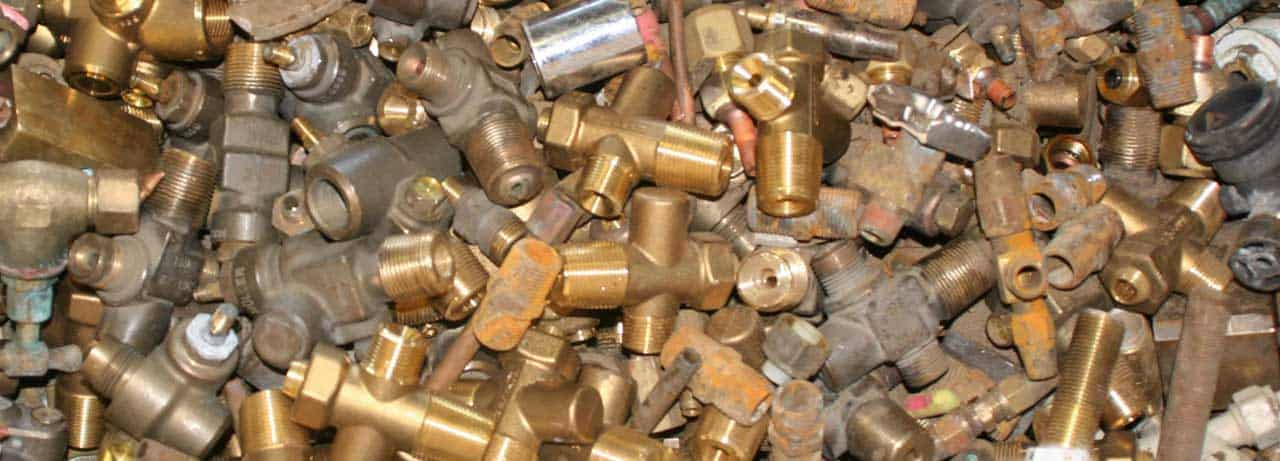Brass Metal Recycler | Sell Brass Scrap | Action Metal Recyclers