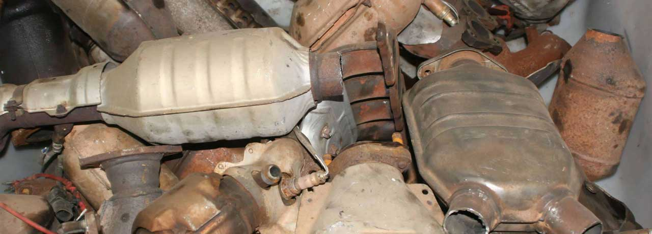 Catalytic Converters | Action Metal Recycling