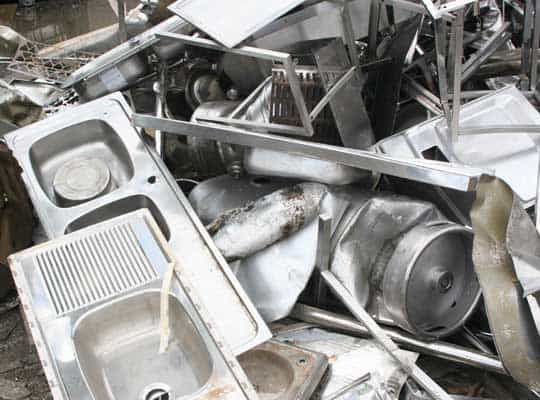 Sell Stainless Steel Scrap Metal | Local Scrap Metal Recyclers | Action Metal Recycling
