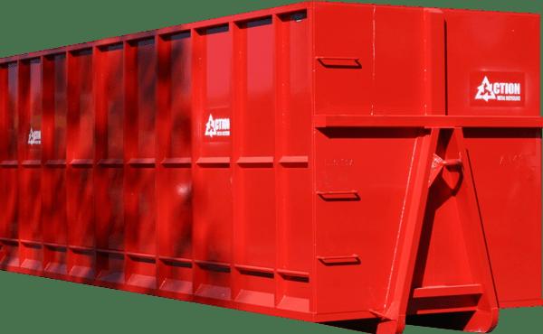 Scrap Bin Hire | Scrap Metal Bin Hire Near Me | Action Metal Recyclers