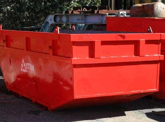 Hire a Scrap Metal Bin | Action Metal Recyclers